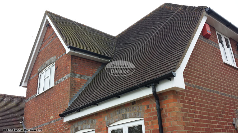 Red Roof Guttering Approved Roofing Roofing Services