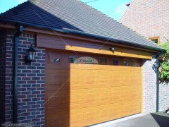 Light Oak Fascias and Soffits