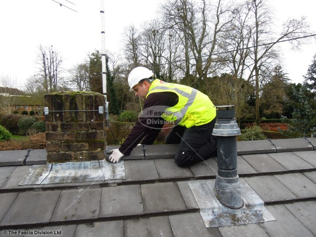 Roofing contractor The Fascia Division Basingstoke