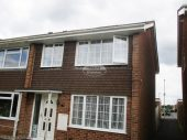 Replacement white guttering, white fascia and soffit Basingstoke