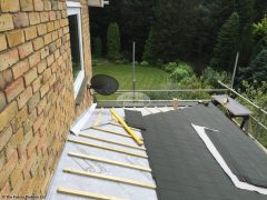 Equinox conservatory roof complete replacement in Woking