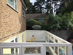 Equinox Tiled Roof Conservatory Lightweight Roof The Fascia Division Basingstoke