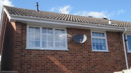 Basingstoke recent full replacement fascias soffits guttering white