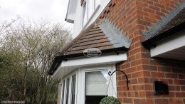 Rooftrim Soffits guttering fascia replacement white Basingstoke upvc black halfround new install
