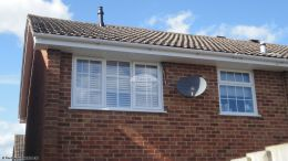 fascias soffits guttering halfround rooftrim white basingstoke full replacement