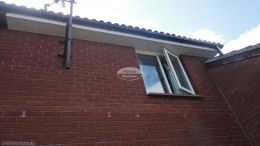 Fascia Soffit Guttering Full Replacement White Basingstoke