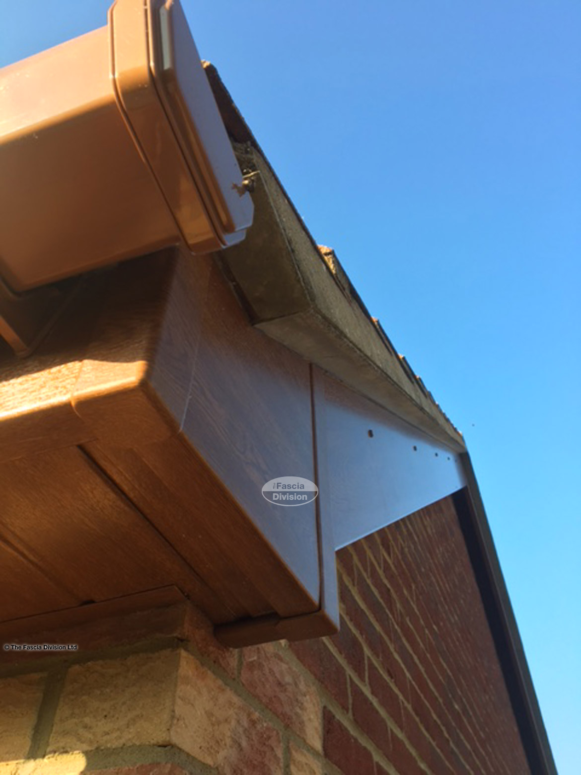 Recent fascia, soffit and guttering work | The Fascia ...