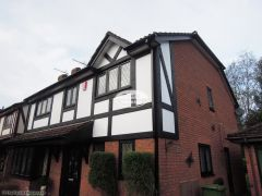 mock tudor timber replacement
