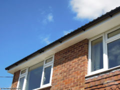 fascia, soffit and guttering replacement in Tadley