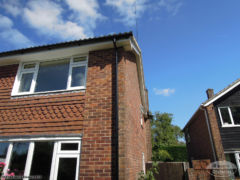 UPVC fascia and guttering fitters Tadley