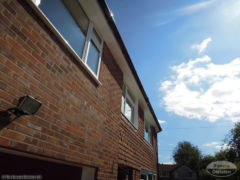 UPVC soffit, fascia and guttering replacement Tadley