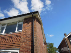 UPVC soffit and fascia replacement Tadley