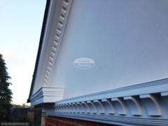 bespoke fascia soffit guttering installation by The Fascia Division