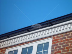 decorative fascia ogee guttering