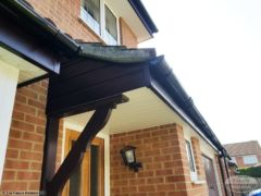 Rosewood upvc cladding installers