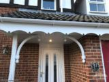 UPVC decorative fascias