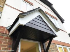 Fascia and soffit replacement Kingsclere