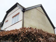 Rosewood fascia and soffit replacement